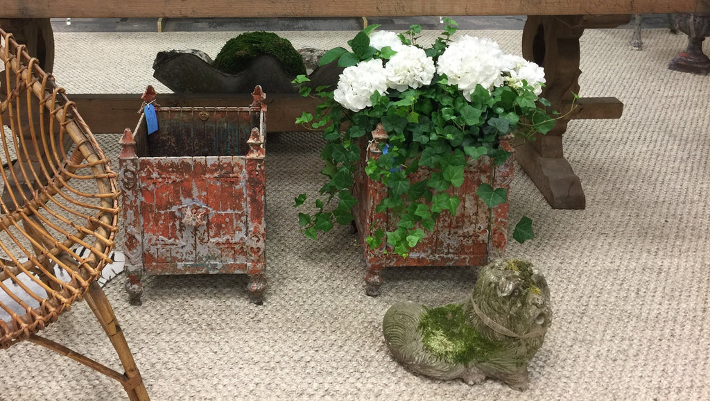 Huff Harrington Home brought antiques to AmericasMart