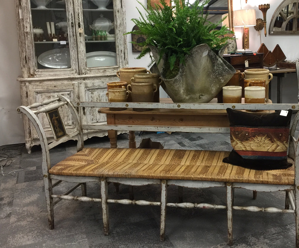 The Silk Purse Antiques brought antiques to AmericasMart