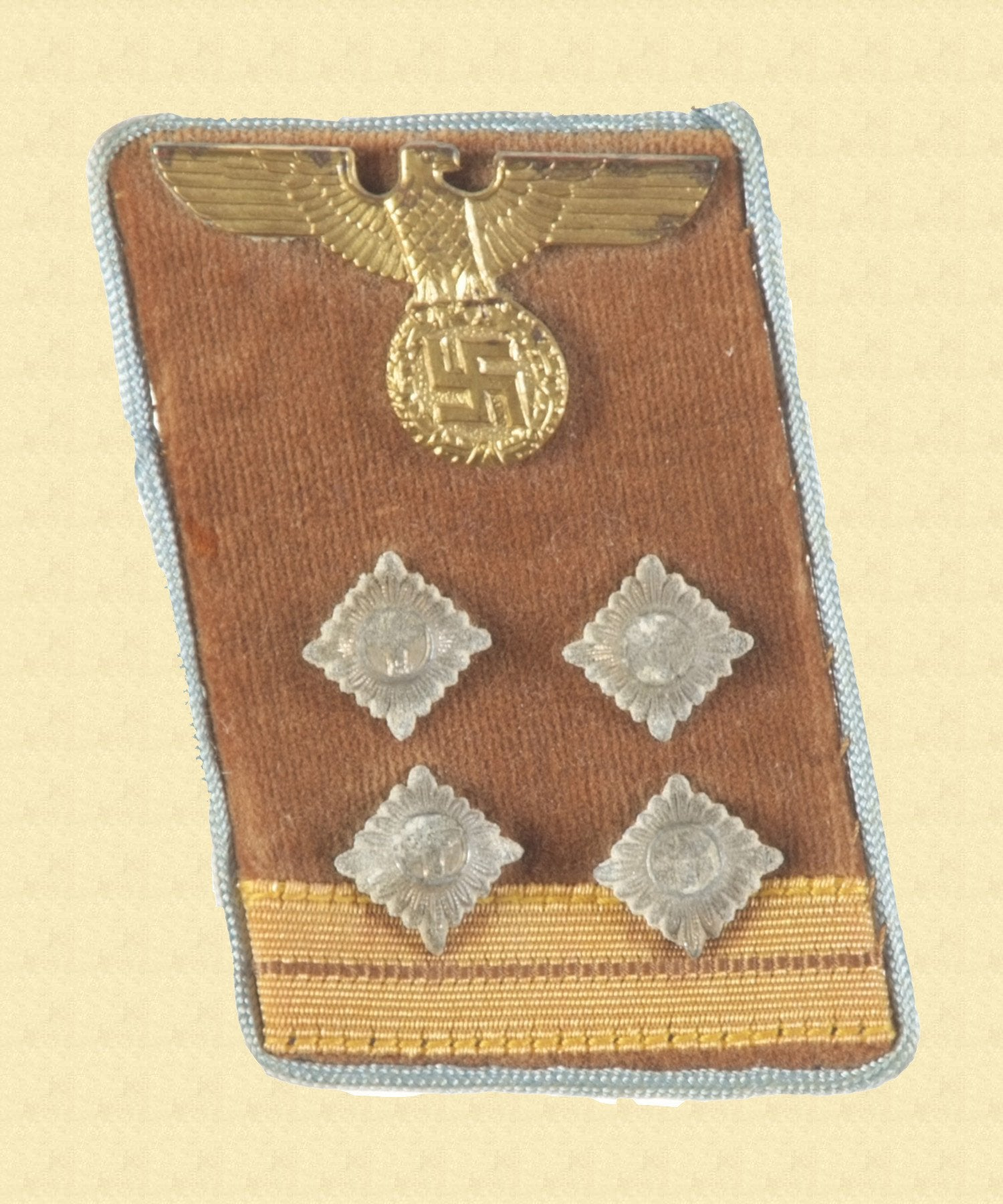 GERMAN COLLAR TAB