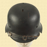 GERMAN M-34 POLICE & FIRE HELMET