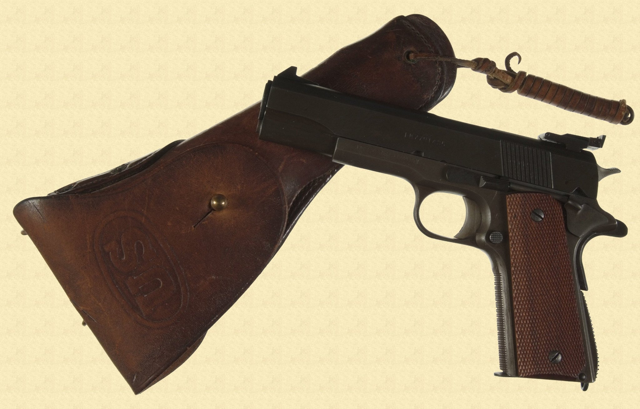 COLT M1911 NATIONAL MATCH