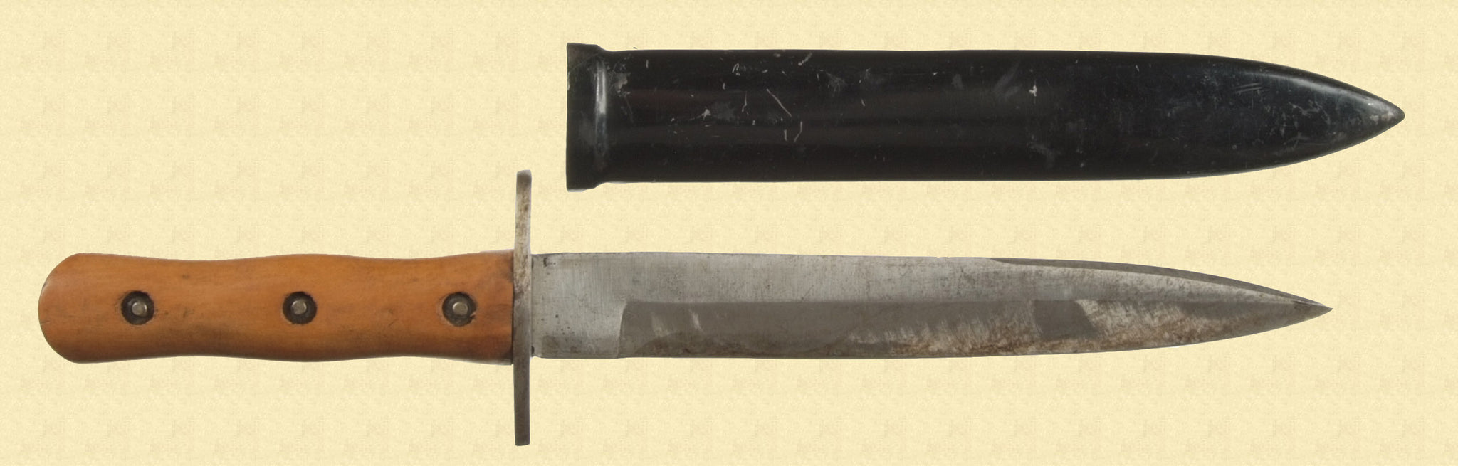 GERMAN WW2 NAVY KNIFE