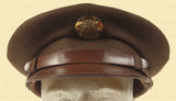 US WW2 VISOR HAT