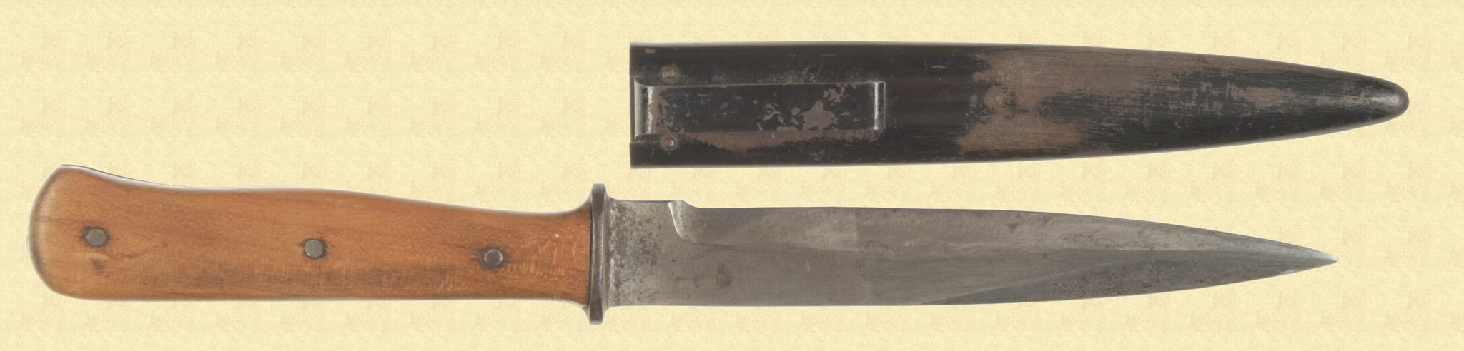 GERMAN TRENCH KNIFE