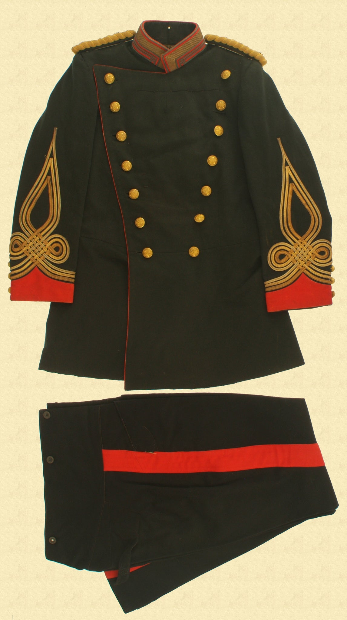 JAPANESE IJA FULL DRESS UNIFORM