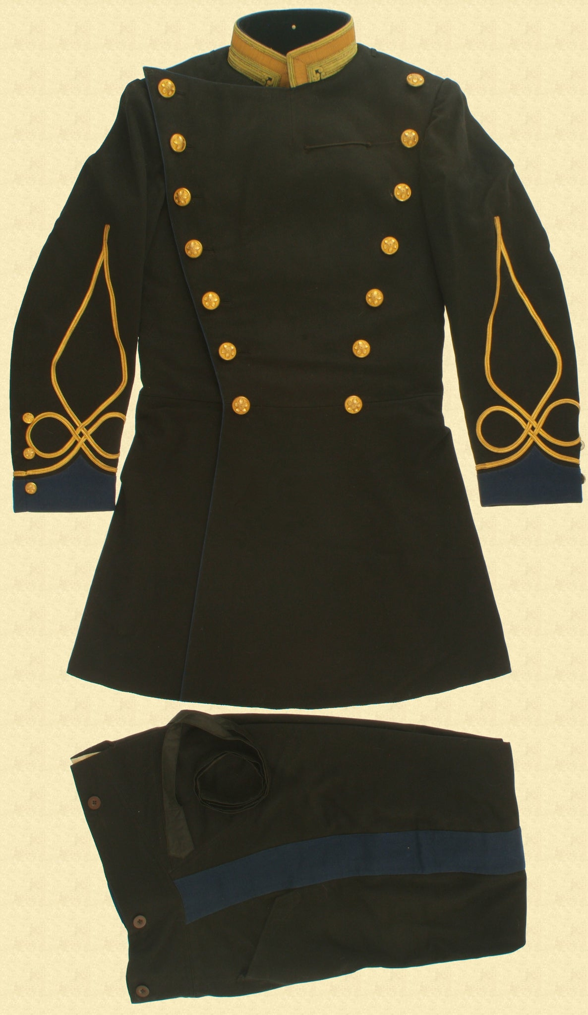 JAPANESE POLICE DRESS UNIFORM