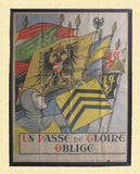FRENCH RECRUITING POSTER