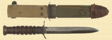 US M3 FIGHTING KNIFE