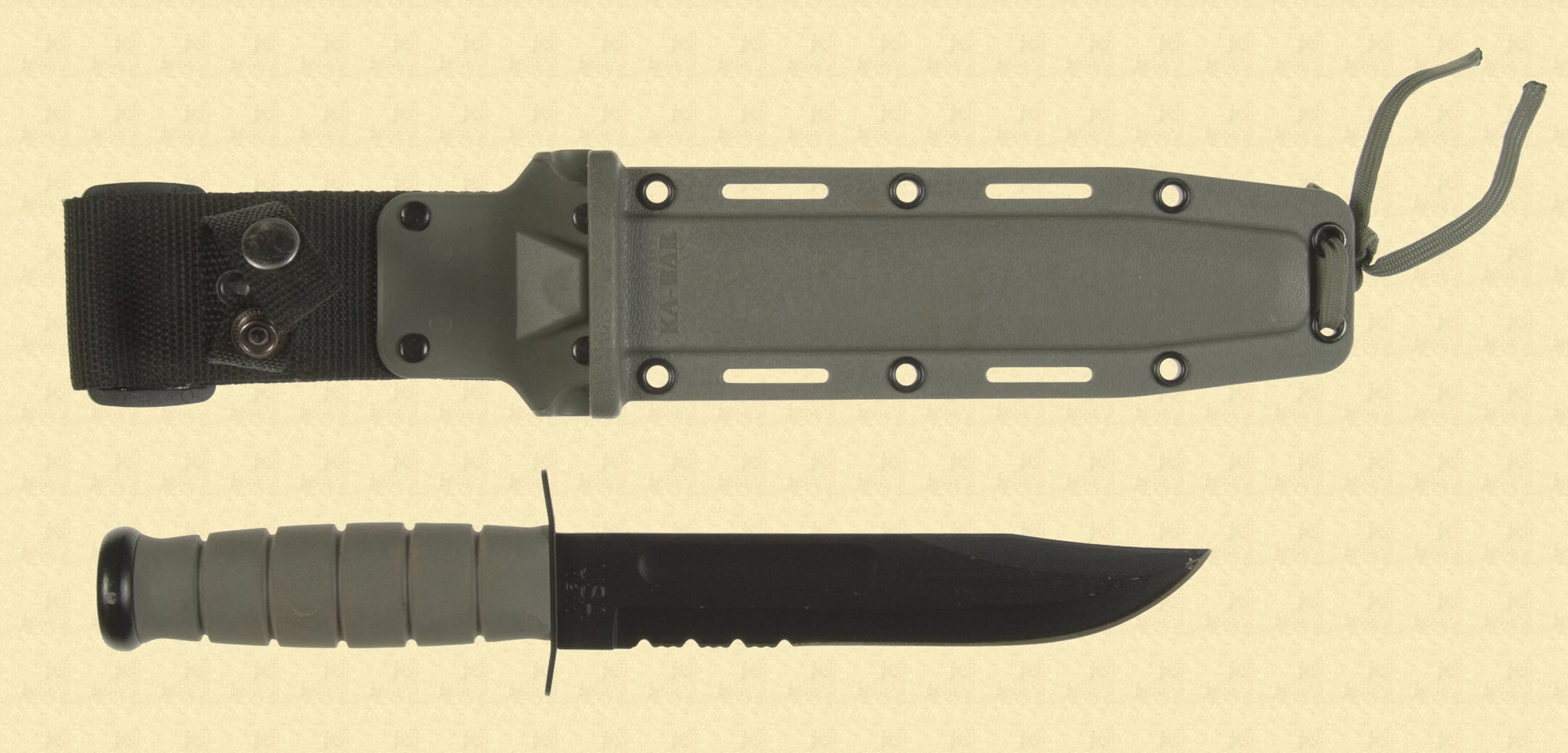 KABAR FIGHTING KNIFE