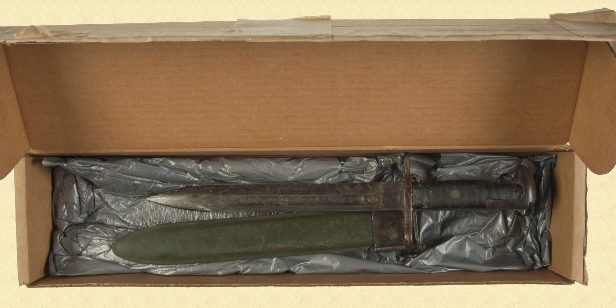 GREEK M1 BAYONET