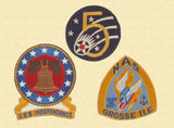 US PATCH LOT