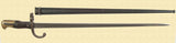 FRENCH M1874 GRAS BAYONET