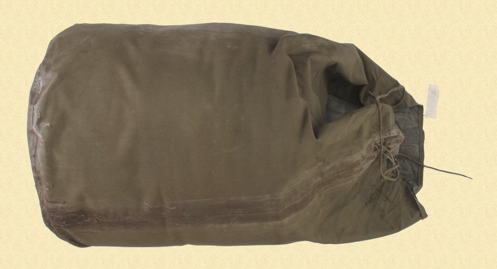 USGI COLD WEATHER SLEEPING BAG