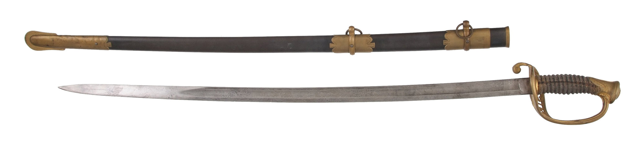 US M1850 STAFF AND FIELD OFFICERS SWORD