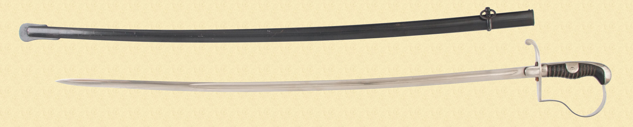 GERMAN P GUARD DRESS SWORD