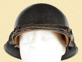 GERMAN WW2 POLICE HELMET