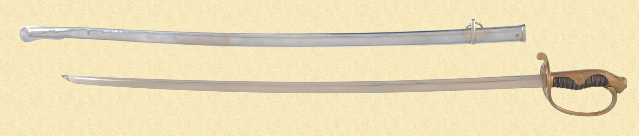 JAPANESE ARMY PARADE SWORD