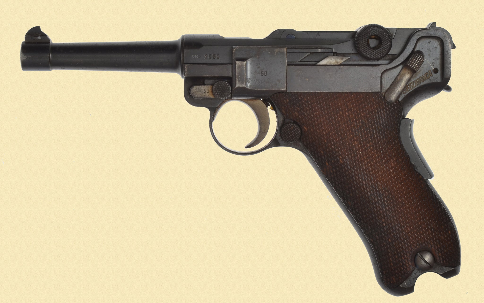 MAUSER BANNER PORTUGUESE NAVY
