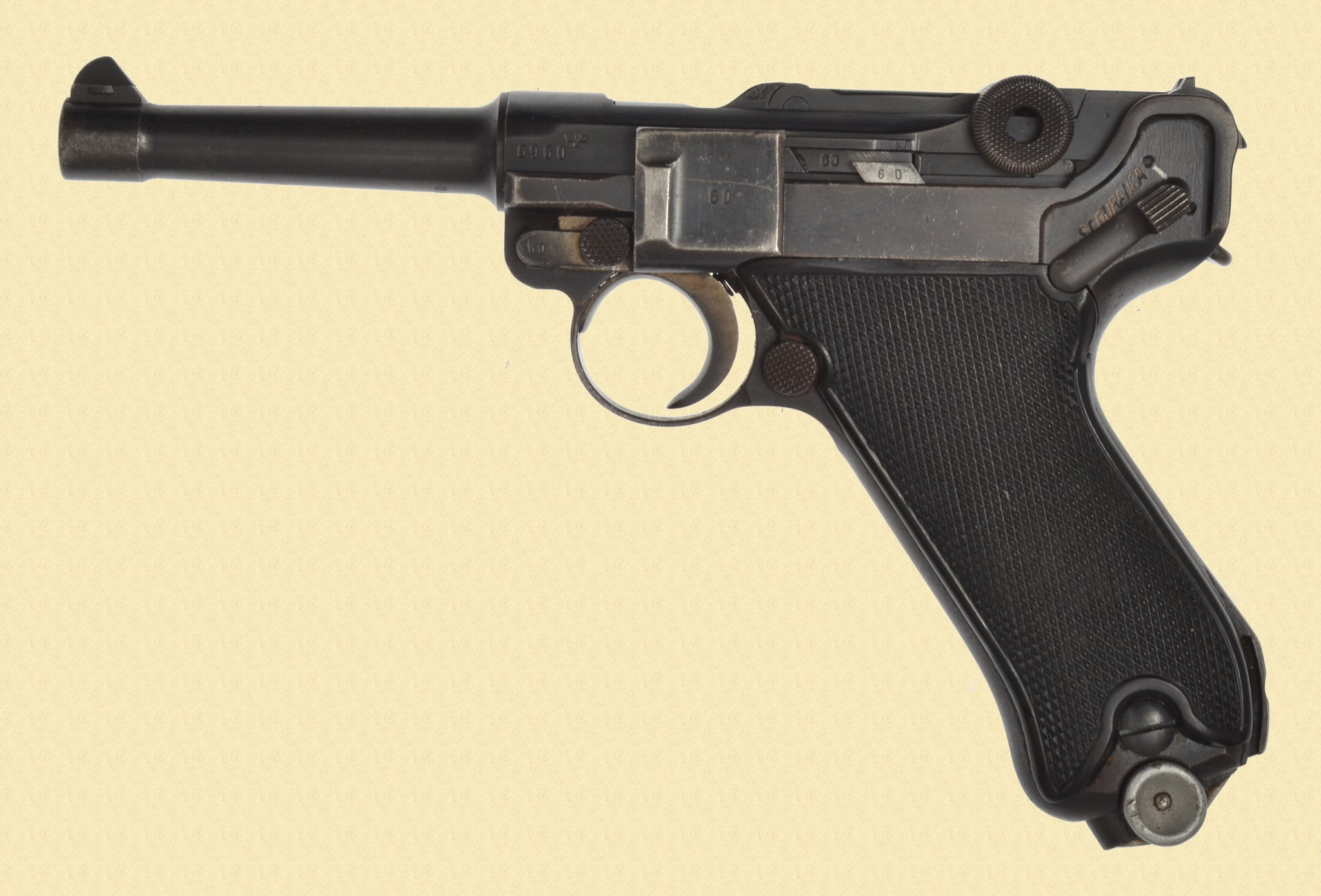 MAUSER 41 BANNER PORTUGUESE NAVY