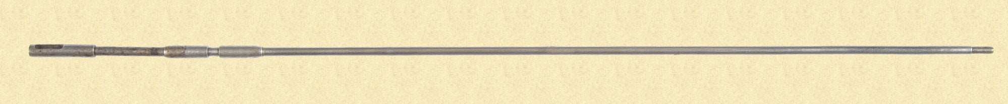 JAPANESE TYPE 38 CARBINE CLEANING ROD