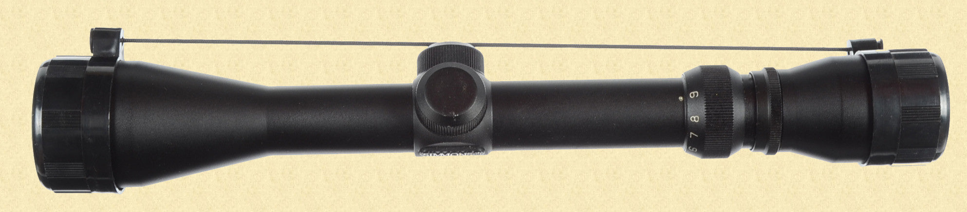 SIMMONS 3-9 X 40 RIFLE SCOPE