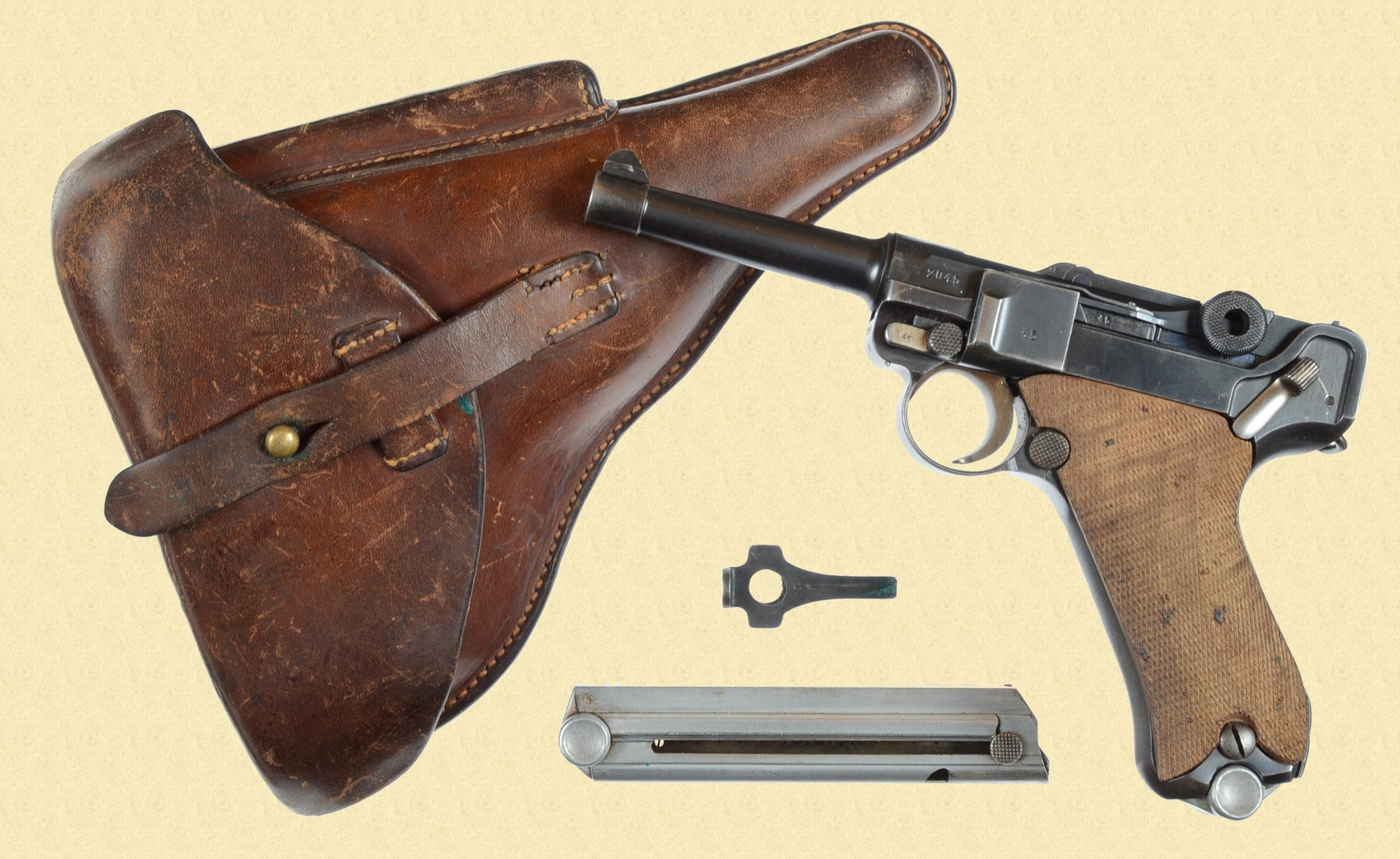 MAUSER S/42 G DATE POLICE