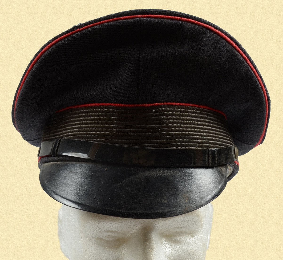 WEST GERMAN VISOR HAT