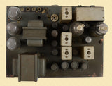 GENERAL ELECTRIC RADIO TRANSMITTER MODEL 4GF9A1
