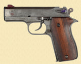 IVER JOHNSON PROTOTYPE EP SEMI-AUTOMATIC PISTOL