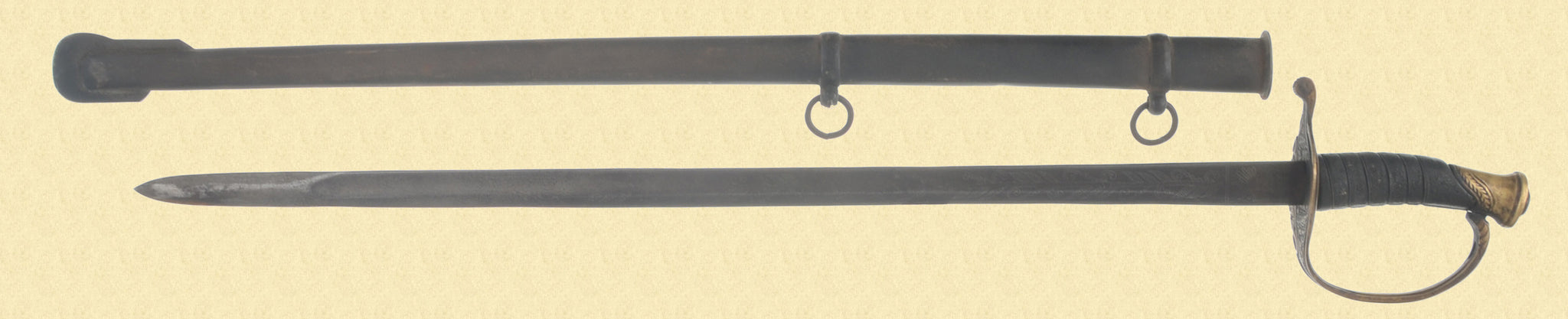 FAYETTEVILLE ARMORY SWORD