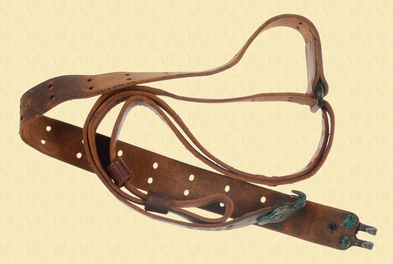 U.S. M1907 LEATHER RIFLE SLING