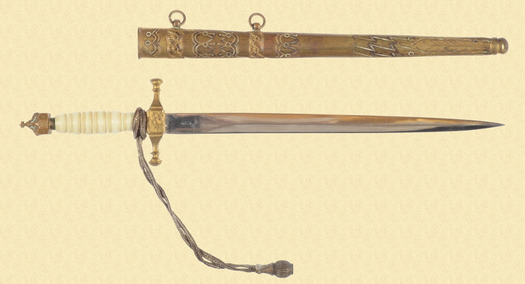 GERMAN MINIATURE IMPERIAL NAVY DAGGER
