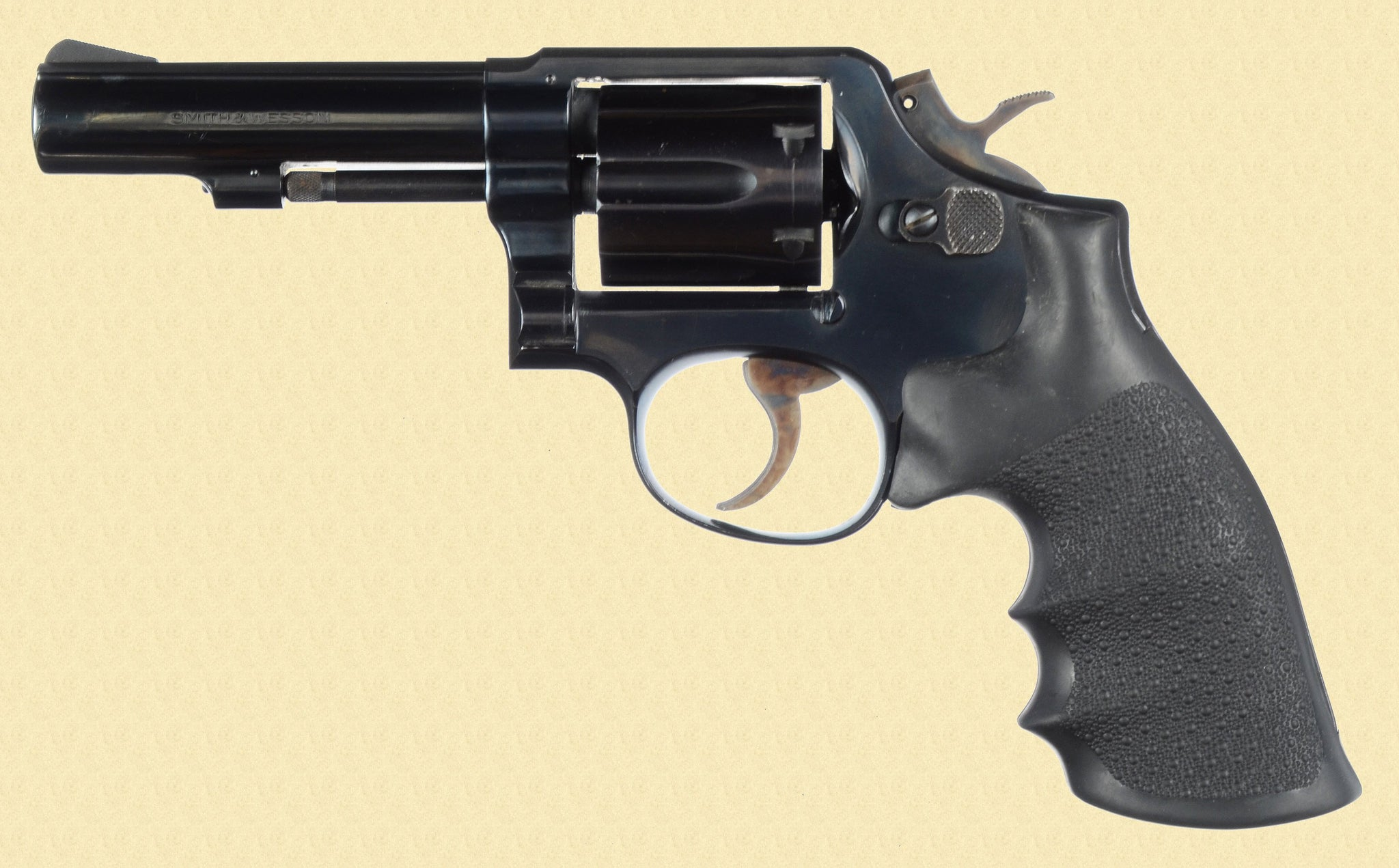 SMITH & WESSON MODEL 10-6