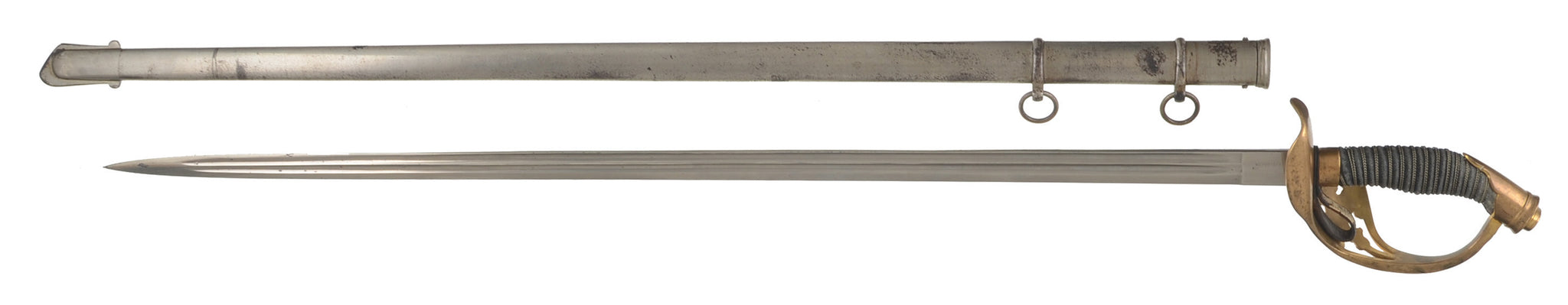 PRUSSIAN M-89 OFFICERS SWORD