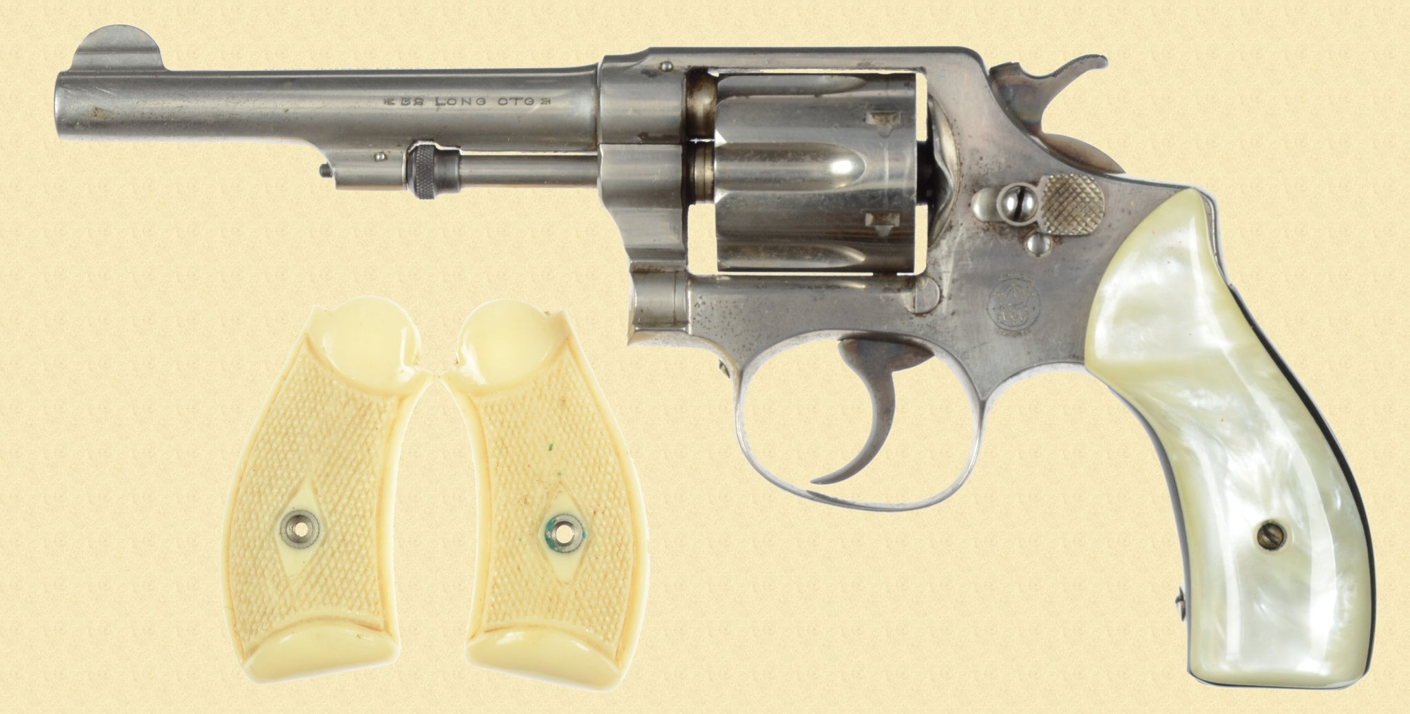 SMITH & WESSON 1903 HAND EJECTOR
