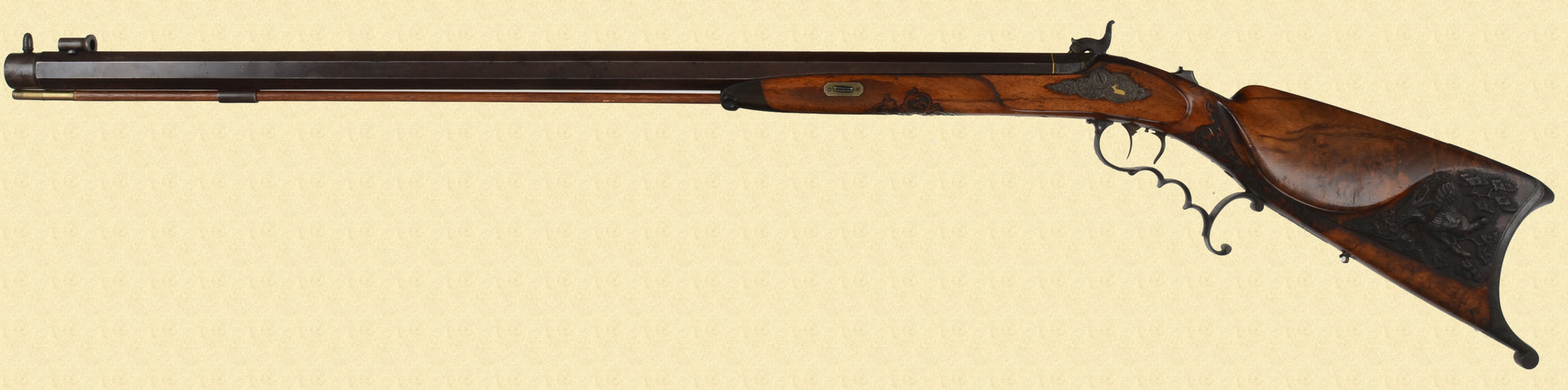A SCHNEIDER PERCUSSION TARGET RIFLE