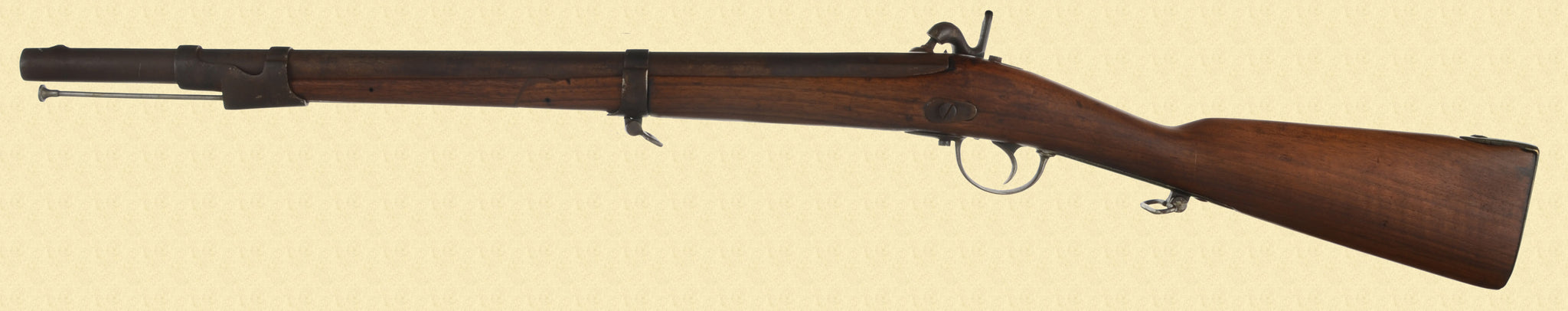 FRENCH M1853 PERCUSSION MUSKET
