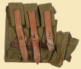 GERMAN WW2 MP28 SMG MAGAZINE POUCH