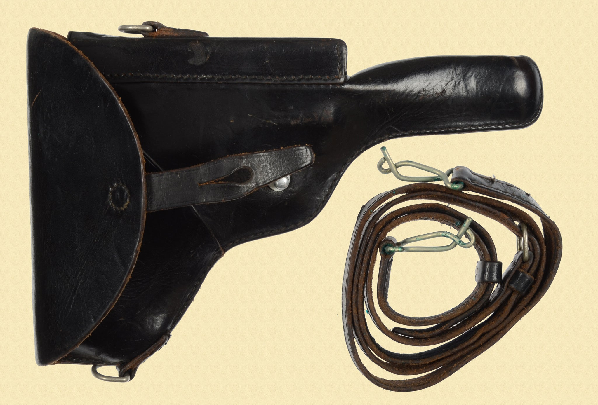 SWISS M1929 LUGER HOLSTER