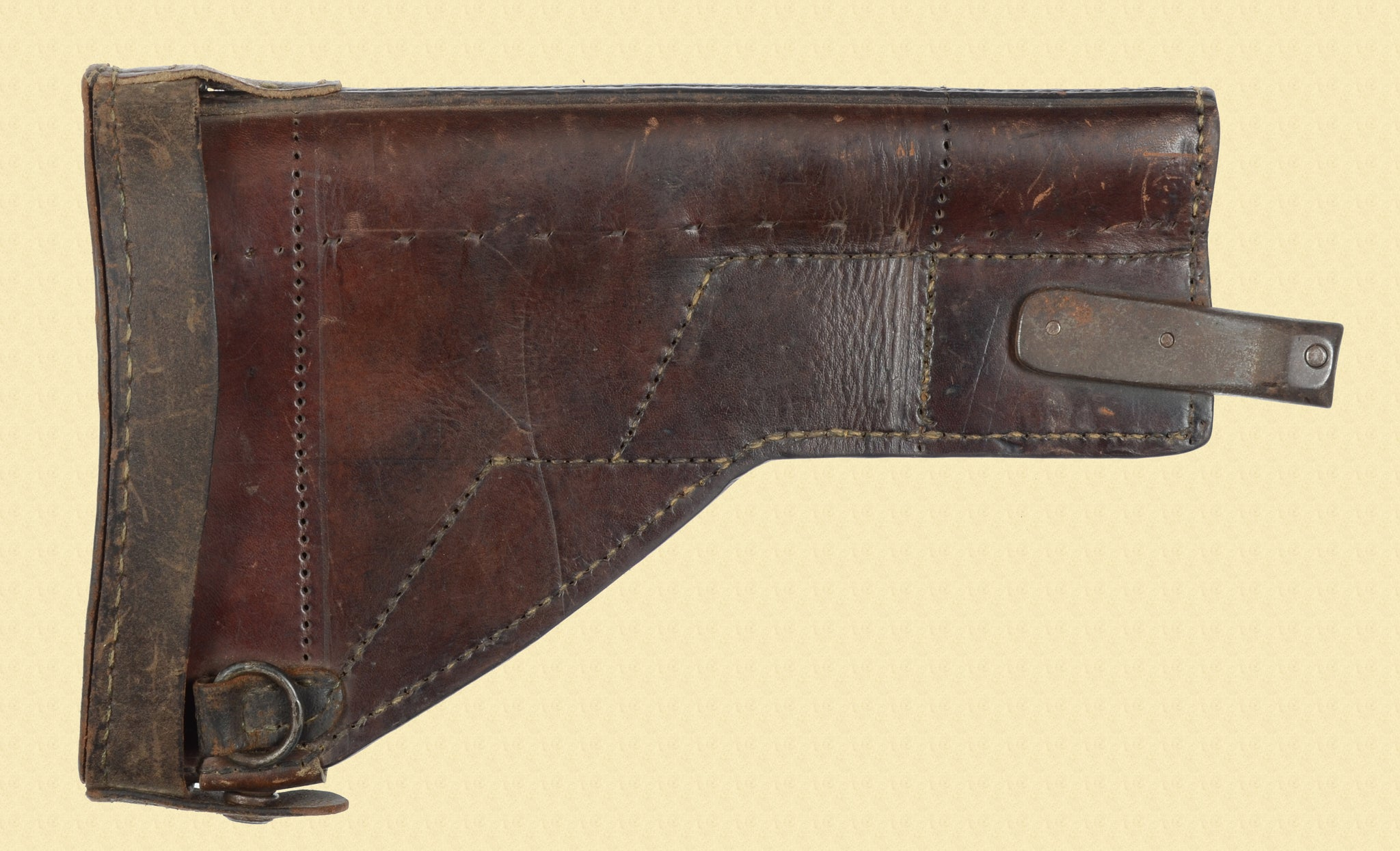 LUGER P.04 STOCK/HOLSTER