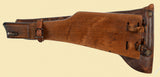 LUGER LP08 ARTILLERY SHOULDER STOCK