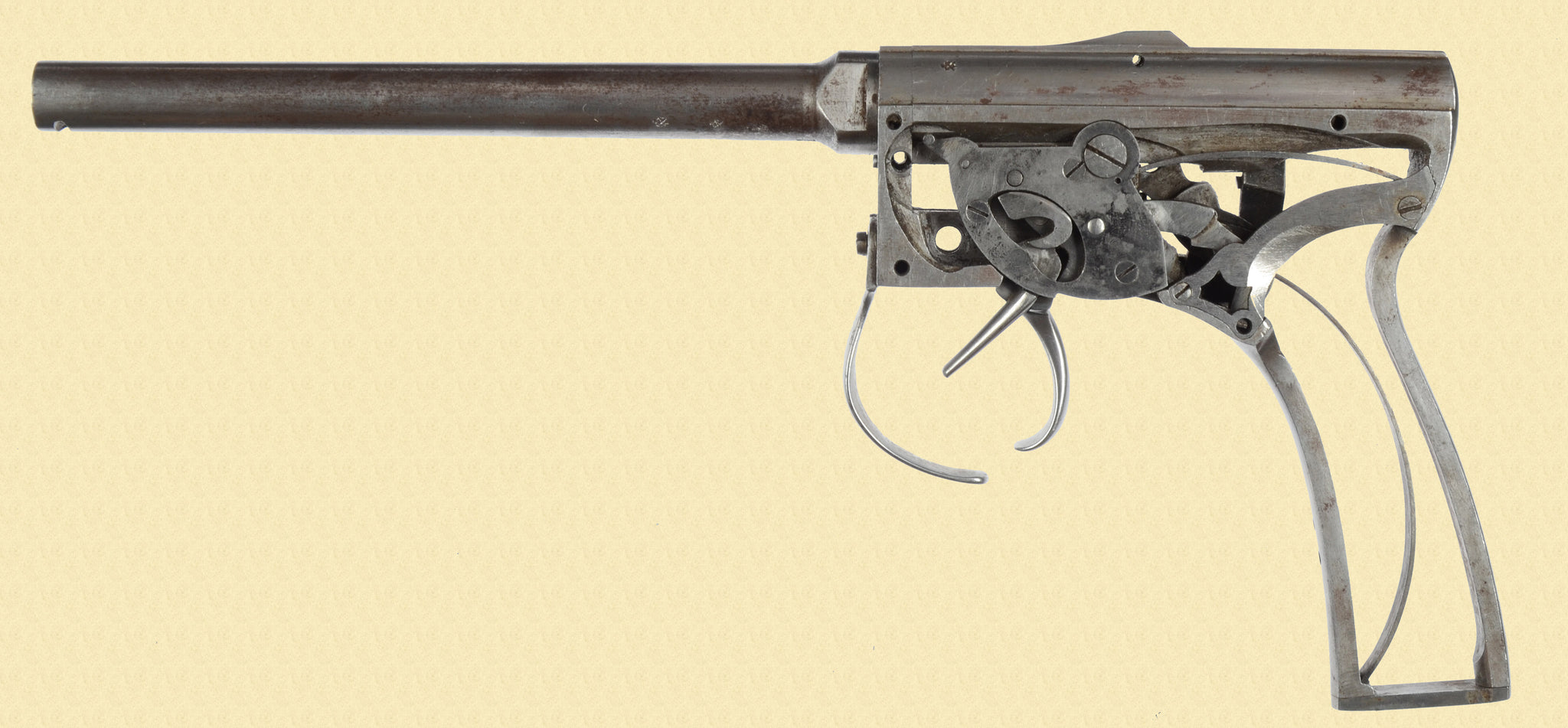 MACNAUGHTON REPEATING PISTOL