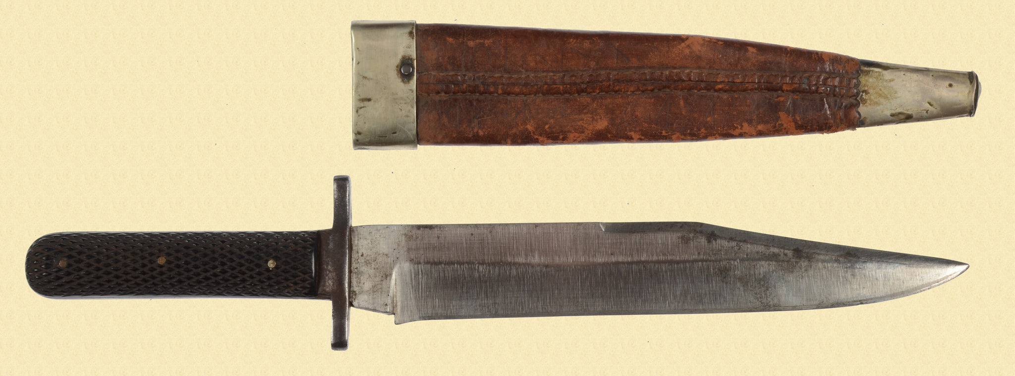 G. WOSTENHOLM & SON KNIFE