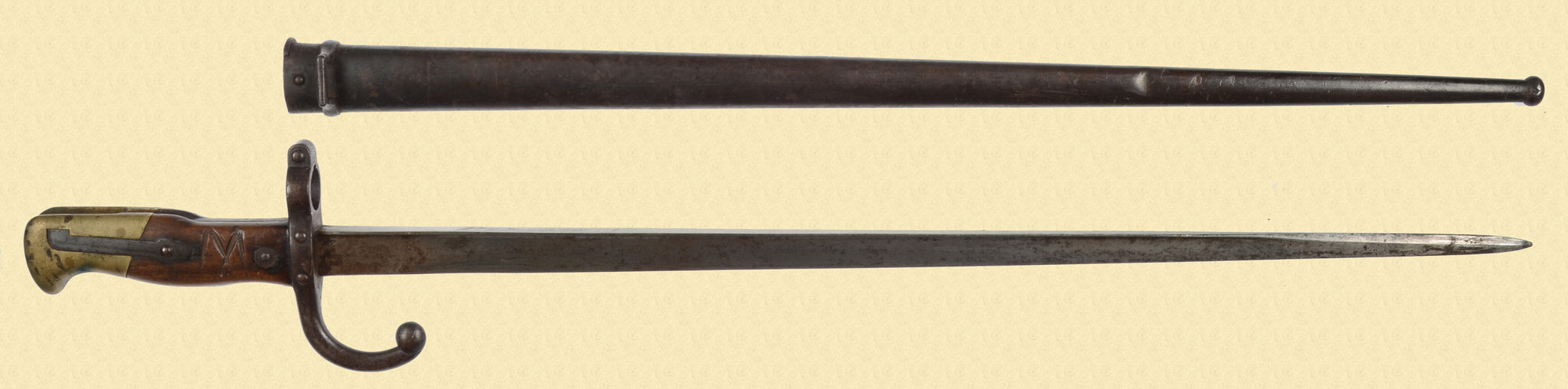 FRENCH M1874 BAYONET