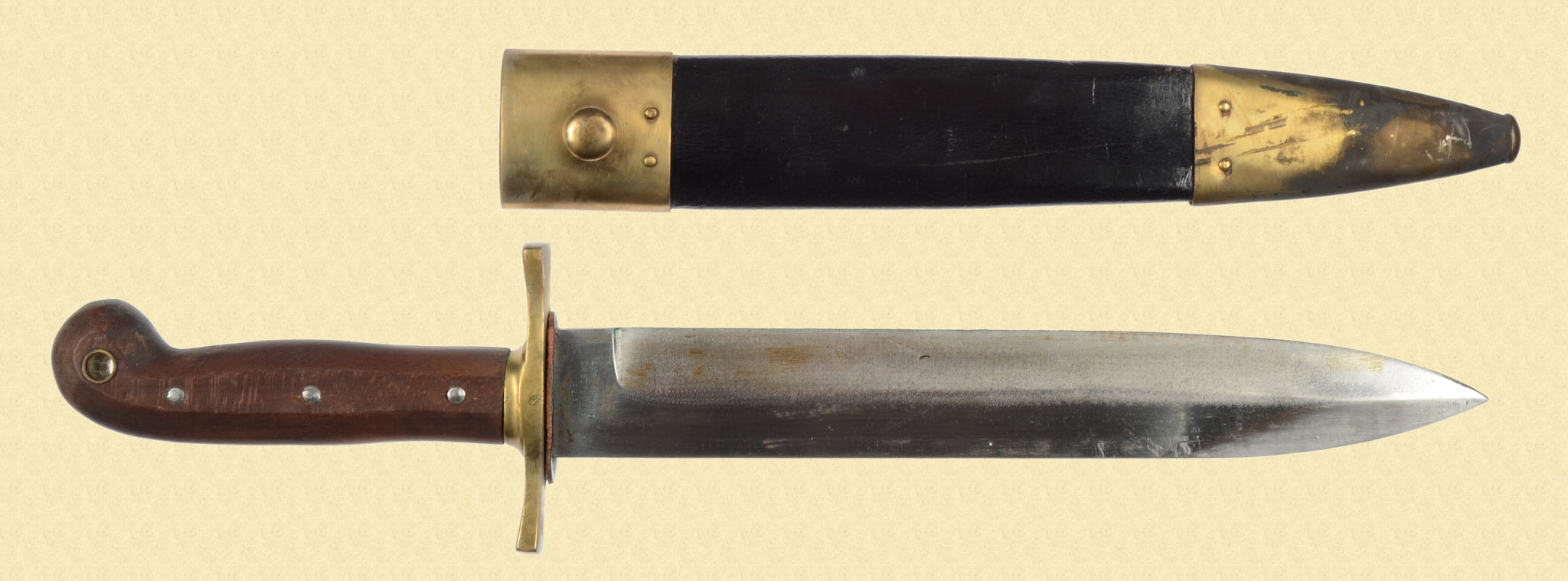 REPRODUCTION AMES 1849 RIFLEMANS KNIFE