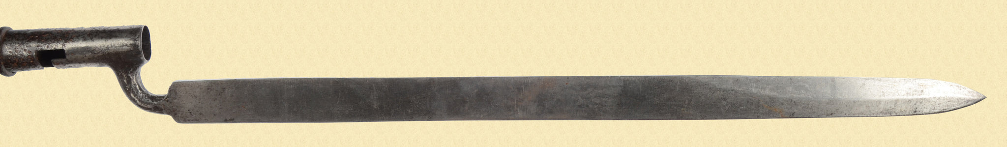 BRITISH 1795 VOLUNTEER BAYONET