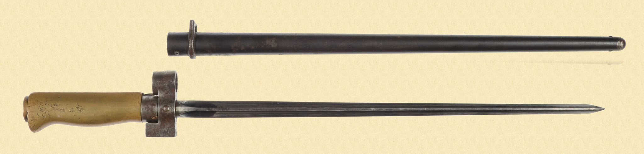 FRENCH M1886/91/16/35 BAYONET