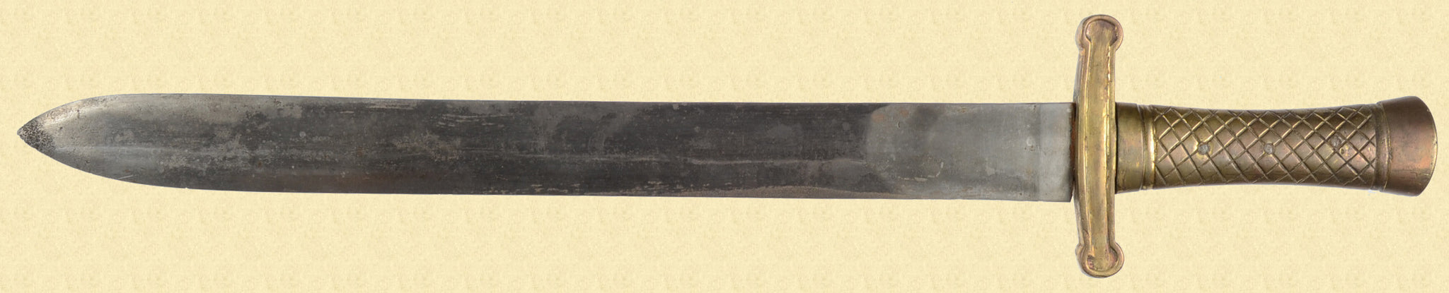 UNKNOWN SHORT SWORD