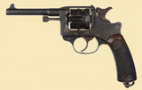 FRENCH MLE 1892 REVOLVER