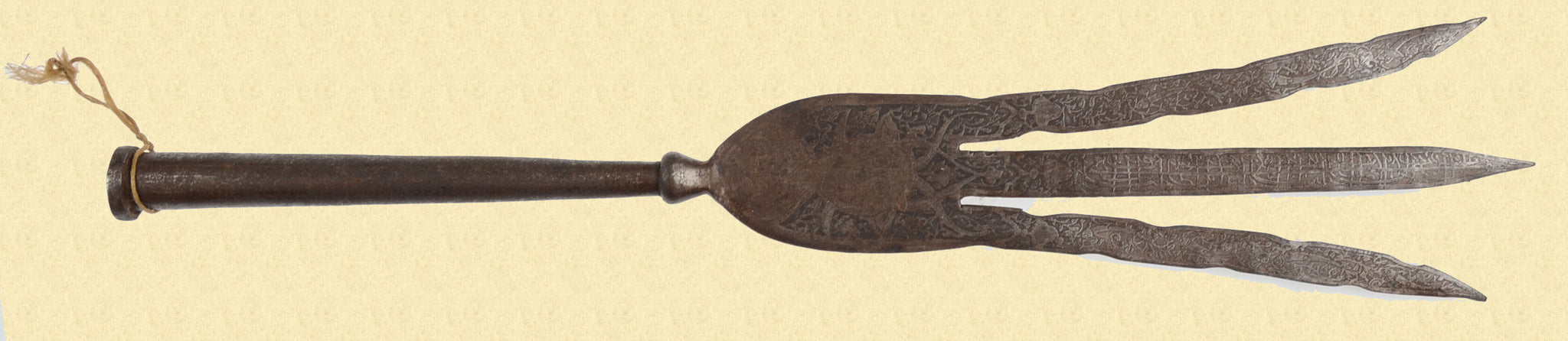 INDO-PERSIAN SPEAR TIP